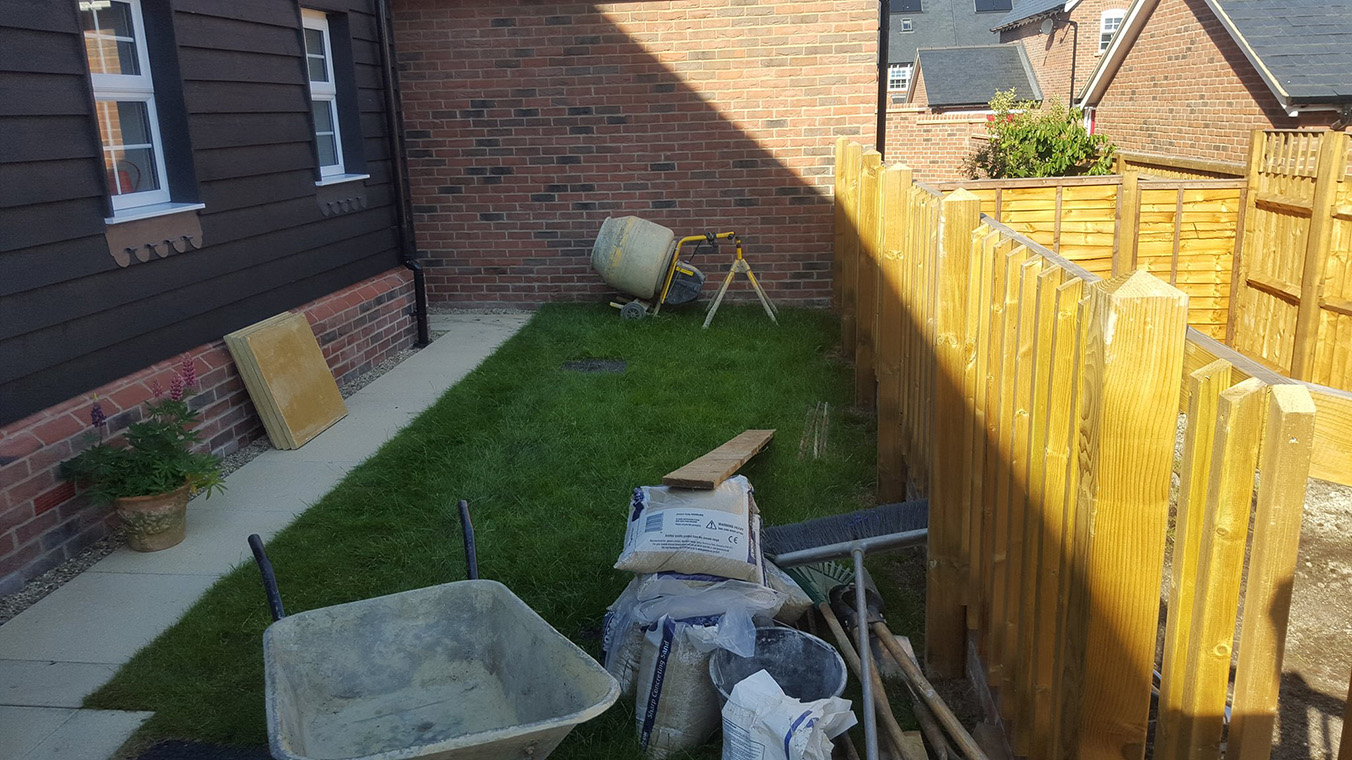 Job in Wantage for garden designer   Recent Projects